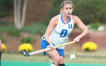 Devon Gagliardi scored Duke's lone goal in Thursday's 2-1 loss to Maryland in the ACC tournament.
