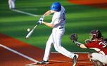 The Blue Devils' bats fell silent against North Carolina as the team managed just three runs in the series.