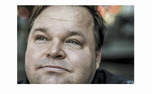 "Monologist Mike Daisey spent several days as an artist-in-residence with Duke Performances, presenting his show ""American Utopias."""