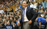 Krzyzewski has changed his coaching style to fit the youngest Blue Devil team in years.