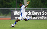 Junior defender notched the only goal of the game, lifting Duke past N.C. State 1-0 Friday night.