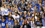 The Blue Devils' run to the ACC championship game has given rise to a new era of Duke football fans, many of whom don't remember the team's past struggles.