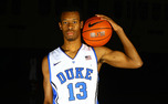 Although Rodney Hood has to sit this year as a transfer, he will spend valuable time adjusting to Duke's system this season.