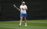 Kerrin Maurer paced the Duke offense with two goals and three assists.