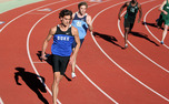 Duke will host one of its two home track meets of the year this weekend at Wallace Wade Stadium.
