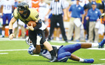 Quarterback Tanner Price leads a struggling Wake Forest squad into this year's matchup with the Blue Devils.
