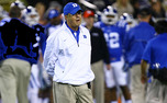 Duke football head coach David Cutcliffe said he will return to Duke next season despite speculation that other schools might be interested in his services.