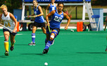 Martine Chichizola scored Duke's lone goal in the team's 1-0 victory against James Madison this weekend.