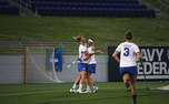 The Blue Devils moved on in dramatic fashion with a 10-9 double overtime win to advance to the second round of the NCAA Tournament.