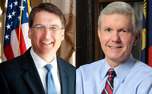 Republican Pat McCrory is expected to win the race for governor in North Carolina against Walter Dalton, a Democrat, in tomorrow's election.