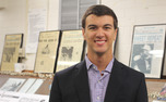 Sophomore Nick Martin will serve as the sports editor for The Chronicle's 110th volume beginning this April.