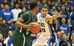 Guard Seth Curry believes the Blue Devils must continue to improve.
