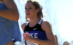 Graduate student Julie Bottorff earned a course record in Duke's dominant win at the Adidas Challenge.