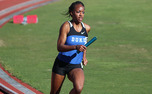 Graduate student Cydney Ross hopes to qualify for the NCAA Indoor Championships during the Armory Collegiate Invitational.