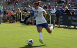 Laura Weinberg scored her third goal in five games, but Duke struggled defensively in a 4-1 loss to Boston College.