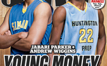 Jabari Parker (left) graces the cover of SLAM Magazine