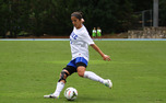 Midfielder Gilda Doria returned to the pitch last weekend after missing the entirety of last season with a knee injury, but her leadership remains a steadying presence for the Blue Devils.