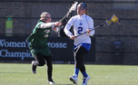 Makenzie Hommel has stepped up to lead Duke's attack this season with 13 goals in four games.