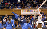 Jeme Obeime and the Duke attack has been on fire as of late as the Blue Devils have strung together home victories.