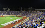 Although Duke football coach David Cutcliffe thanked the Wallace Wade fans for their energy, Saturday was Duke's lowest home-opener attendance since he took over.