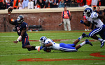After allowing Virginia to take a 22-0 lead, Duke's defense shut down the Cavaliers en route to a comeback victory.