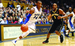 Rasheed Sulaimon scored 19 points and handled the point guard responsibilities for Duke as the Blue Devils routed Wake Forest.