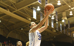 Haley Peters' return to the court sparked a run that sealed Duke's victory against Vanderbilt.