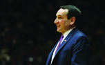 Columnist Andrew Beaton wonders how Mike Krzyzewski would fare as a football coach.