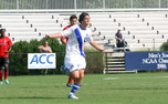 Sophomore Zach Mathers scored twice as the Blue Devils notched a win and a draw on the weekend.