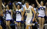 Center Marshall Plumlee recorded seven points and seven rebounds and sank the first free throw of his career in Duke's 78-56 win against Florida State.