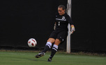 Sophomore Tara Campbell has emerged as one of the ACC's premier goalkeepers this season.