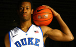 As a transfer unable to compete, Rodney Hood is not allowed to travel with the team to road games.