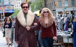 (Left to right) Will Ferrell is Ron Burgundy and Christina Applegate is Veronica Corningstone in ANCHORMAN 2: THE LEGEND CONTINUES to be released by Paramount Pictures. A2-19322Rv2 Special to the Chronicle