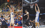 Seniors Ryan Kelly and Mason Plumlee will leave Duke with the need for big-men in the paint.