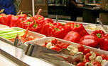 Duke dining has begun purchasing local produce after a brief hiatus at the end of last year.