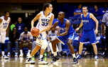 Duke's squad of all-male practice players are an essential piece to the Blue Devils' women's basketball program.