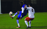 Duke's defensive unit has held strong, allowing one goal in the team's last three contests, but the Blue Devils have come away with three draws.