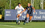 Mollie Pathman scored the lone goal for Duke in a 1-1 draw against No. 9 West Virginia.