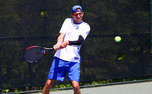 Sophomore Michael Redlicki returns as Duke's top-ranked singles player.