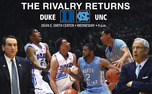 Duke's stars Jabari Parker and Rodney Hood get their first taste of the Tobacco Road rivalry Wednesday when they head to Chapel Hill to square off with the Tar Heels.