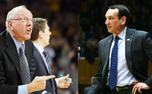 Saturday's Duke-Syracuse matchups will feature the two winningest coaches in the history of men's Division I basketball.