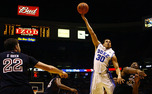 Seth Curry scored 23 points to lead the Blue Devils to a 90-67 win over Temple.