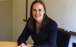 Michele Flournoy, the former under secretary of defense for policy, spoke with political science professor Peter Feaver at the Sanford School of Public Policy Thursday afternoon.