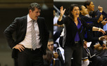 Tuesday's matchup between No. 1 Connecticut and No. 2 Duke will pit two of the game's top coaches against each other in Geno Auriemma and Joanne P. McCallie.