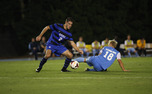 Despite being outshot 20-6 by North Carolina, Duke had a number of quality scoring opportunities in a scoreless draw.