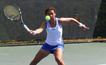 Hanna Mar helped the Blue Devils secure the doubles point, as Duke swept East Tennessee State to reach the NCAA Team Championship second round.