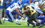 Byas recorded his first career interception and 11 tackles at Wake Forest.