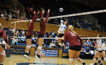 Duke continued to make its push for first place in the ACC wish a five-set win against Florida State.