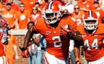 Clemson wide receiver Sammy Watkins caught eight passes for 202 yards last week against Wake Forest.