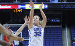 Tricia Liston scored a team-high 26 points in Duke's win against N.C. State.